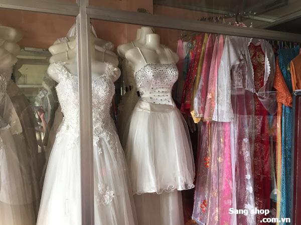 Sang toàn bộ studio áo cưới