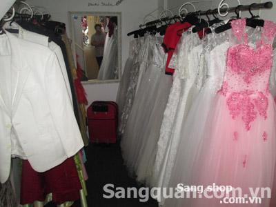 Sang trang phục đồ cưới