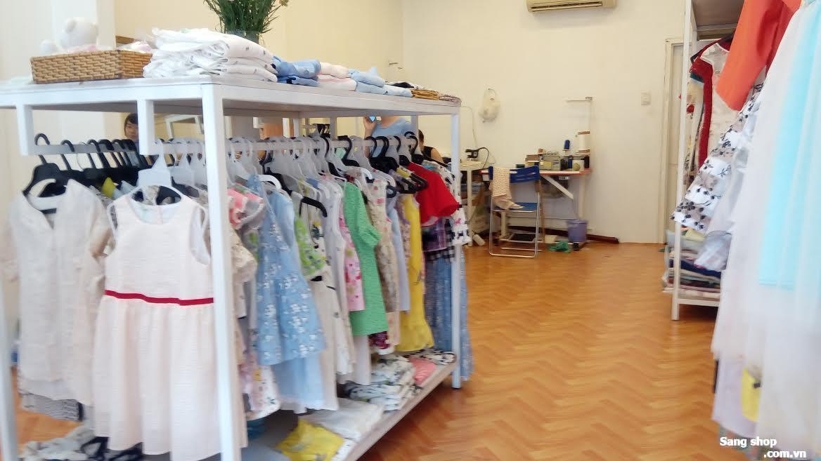 Sanh shop thời trang mẹ và bé quận Thủ Đức