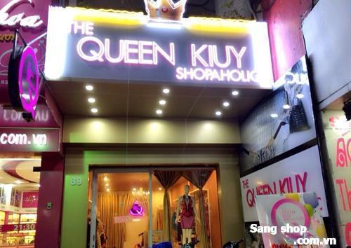 shop quần áo/thời trang