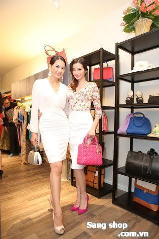 Shop shop hoặc MB shop thời trang cao cấp
