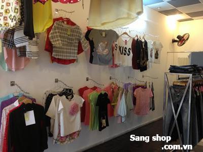 Shop thời trang NỮ kinh hàng Thái - Quảng Châu