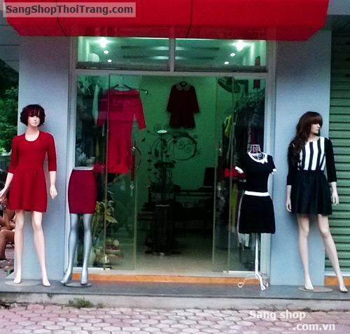 shop thời trang nữ phố Hàng Gà