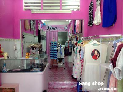 Shop thời trang tina store quận Thủ Đức