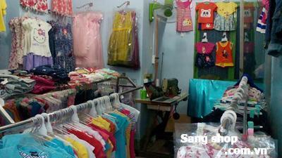 Shop thời trang trẻ em từ 1-12 tuổi