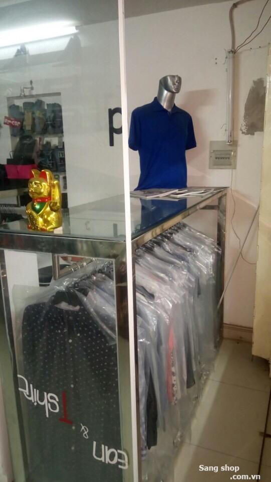 Thanh lý cửa hàng thời trang Quận 5