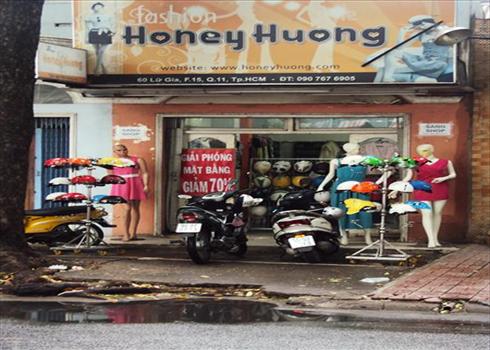 Sang shop quần áo hàng hiệu  khu Lữ Gia quân 11